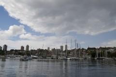 The Marina at Rushcutters Bay