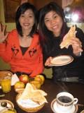 Breakfast at Rhodes Hotel